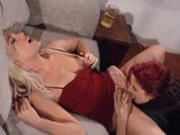 Making Her Legs Shake Violently