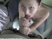 Girlfriend Swallow Huge Cumload From Her Boyfriend