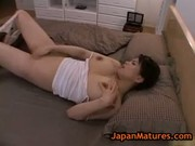 Mature bigtit miki sato masturbating part5