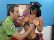 Jayden Jaymes Gets Cocked And Loaded