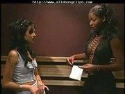 Interactial Lesbian Sex In Elevator black ebony cumshots ebony swallow inte