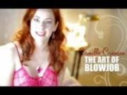 Sensual Morning Blowjob from Beautiful Redhead