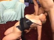 Annette Schwarz - Rough Anal with Insane Blonde