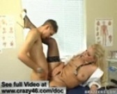 Doctor Heidi will fuck her patient