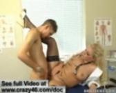 Doctor Heidi will fuck her patient
