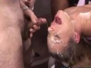 Two Horny Bitch Get Massive Cumshot