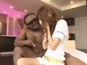 Rin Tokiwa - Black Gangbang 1