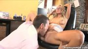 Carla Cox fucking and creampied