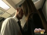 Secretary Jenna Haze works late and gets laid!