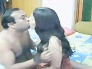 Indian couple home made sex