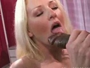Sexiest girl ever in an interracial fuck