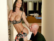 MILF Jessica Jaymes Cheats On Her Husband!