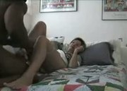 Amazing Interracial sextape