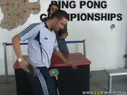 Ping Pong Championship, Gina vs Keiran