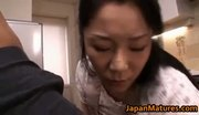 Ayane Asakura Japanese mature woman part6