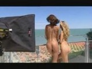 Behind The Scene With Jennipher Rodriguez & Vera Atyushkina