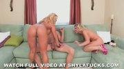 Shyla Surprises Her Boyfriend