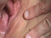 Amateur Sweet Juicy Pussy