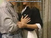 Porn classic movie with teen hottie