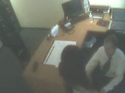 boss fucking employee - real footage