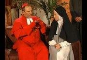 Stoertepriester Porno in der Kirche