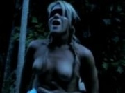 Veronika Raquel getting her pussy fucked by a werewolf
