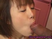Nonoka Japanese Babe Sucking Hard Big part3