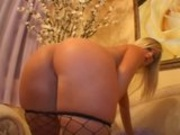 Jiggly booty Carmen Kinsley ravaged