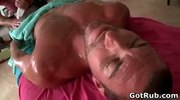 Super sexy guy gets fine body massages part2