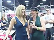 PornhubTV Alexis Texas Interview at eXXXotica 2012