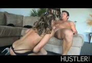 Kelly Leigh Gets Her Old Ass Roughed Up