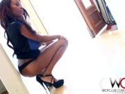 West Coast Productions Gorgeous black girl fucked hard