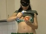 Bizarre Milf Wifes Kinky Insertions And Peeing