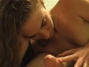 Sexy red headed wife is an intimate fuck