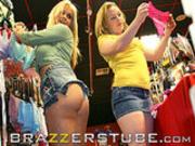 Busty Sara big-dick surprise