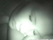 Girl gets fucked in her sleep