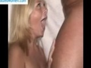 Drunk women curtain blowjobs