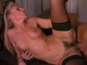 Hot Blond Getting Anal