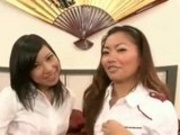 Lana Laine's Hot Asian Threesome