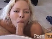 Blowjob and facial POV 