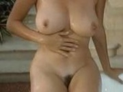 Busty Lady Naked And Wet