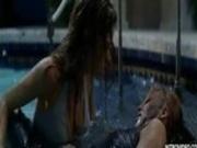 Denise Richards French Kisses Neve Campbell