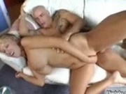 Thick big tit chick Gets screwed