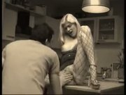 Blonde Vienna nailed by hard cock !