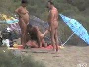 outdoor sex in public