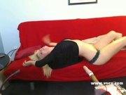 Haley Cummings live sex machine webcam