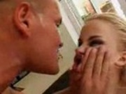 Hardcore Anal Sex With A Tight Blonde