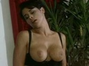 Big titty French babe being naughty