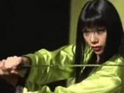 Fierce ninja hotness