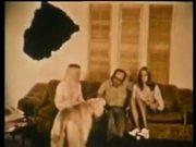 1970s threesome film loop